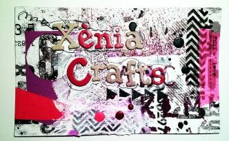 Origen Logo Xènia Crafts
