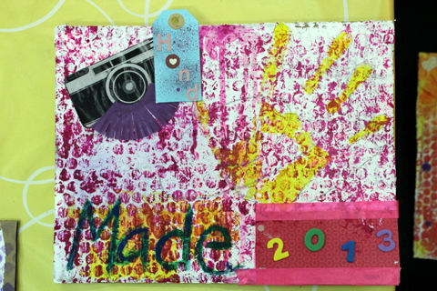 Art journal pinta y colorea