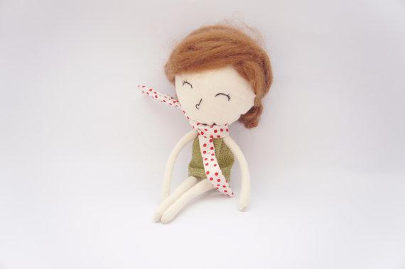 Adelina-Lelelittle doll