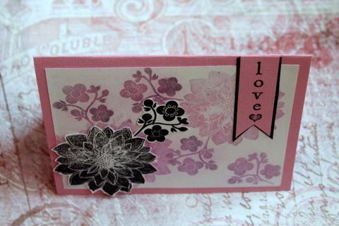 Tarjeta de flores 01