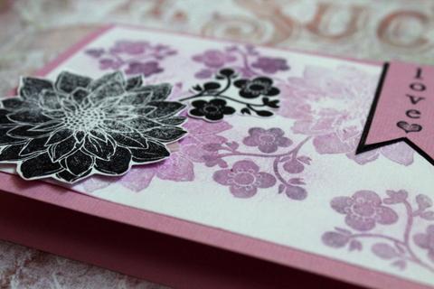 Tarjeta de flores 04