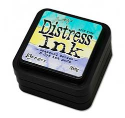 Distress Ink limited2012Spring