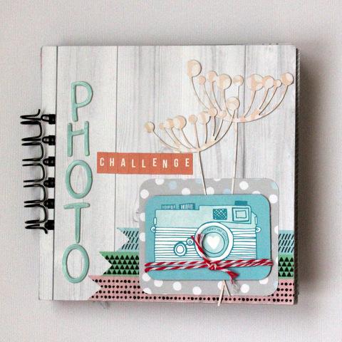Album Photo Challenge