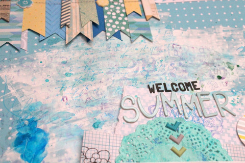 Welcome Summer detalle 02