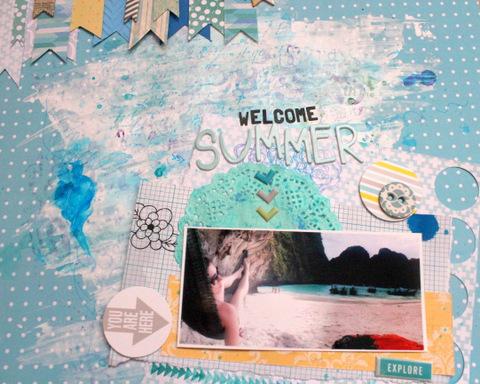 Welcome Summer detalle 04