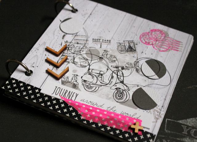Journal de viaje. Estructura. Xènia 02