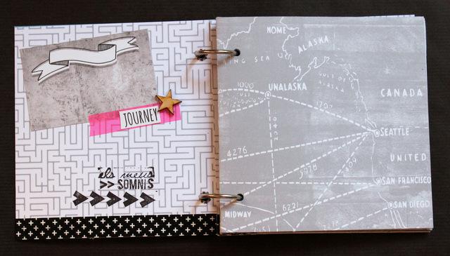 Journal de viaje. Páginas interiores. Xènia 01