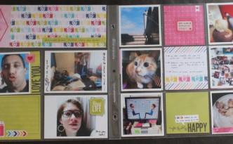 Project Life Xènia Junio 06