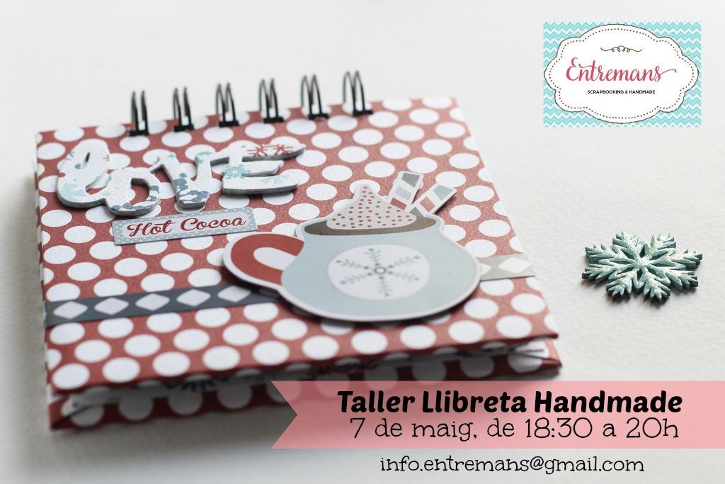 Taller Llibreta Handmade