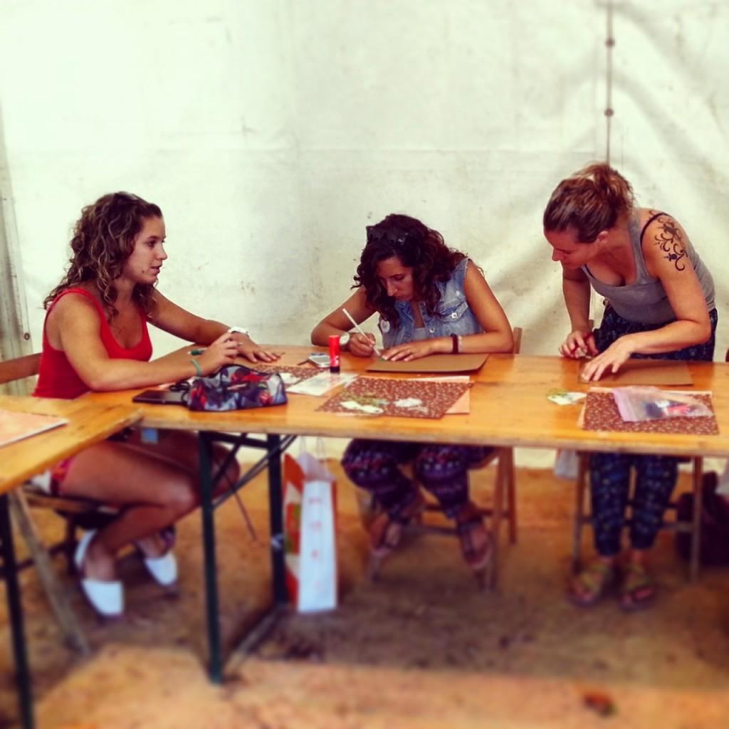 taller álbum acordeón scrapmaniàtics xenia crafts 05