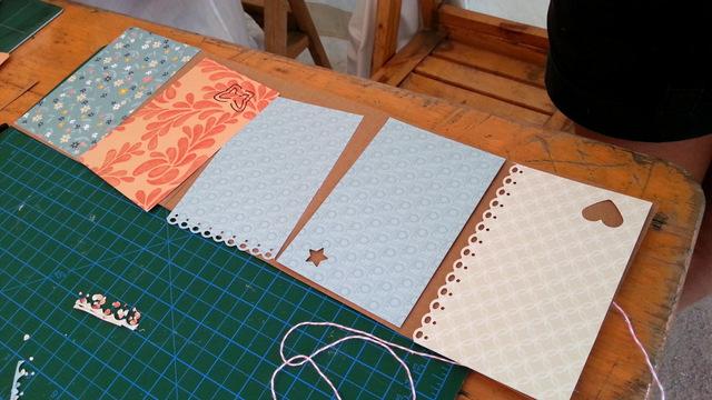 taller iniciación xenia crafts scrapmaniàtics 03
