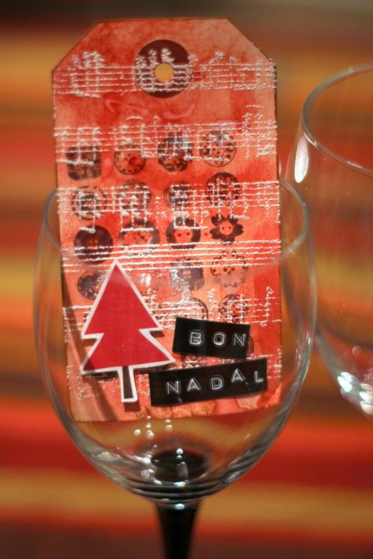 Bon Nadal decoració de taula-001