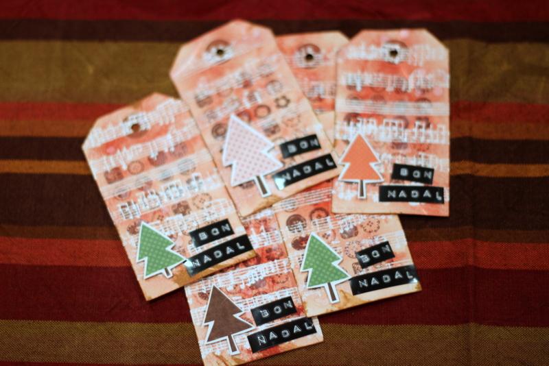 Bon Nadal decoració de taula-003