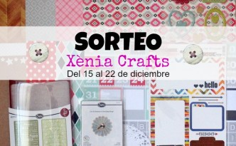 Logo Sorteo Xenia Crafts 2013