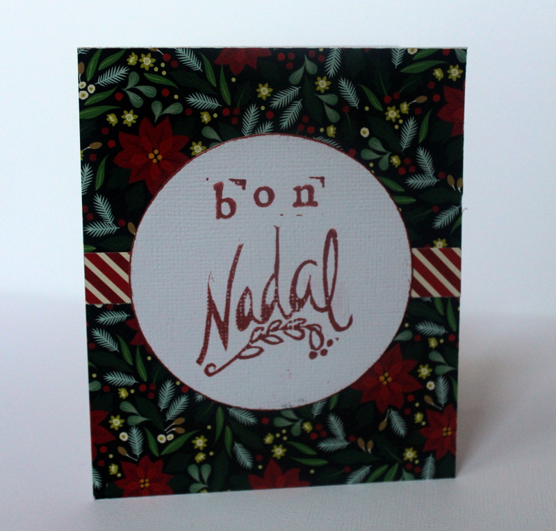 Postales de Navidad Xènia Crafts 06