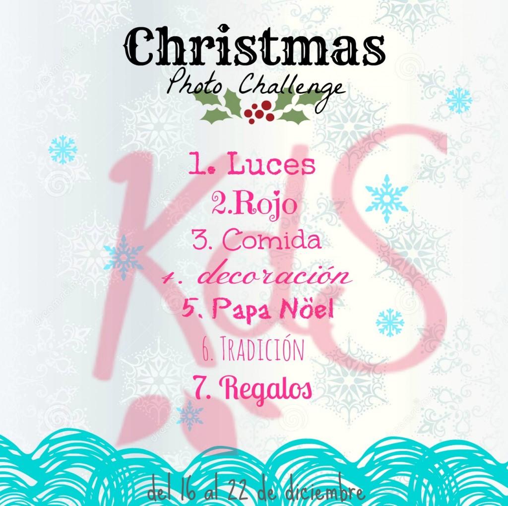 logo Christmas photo challenge