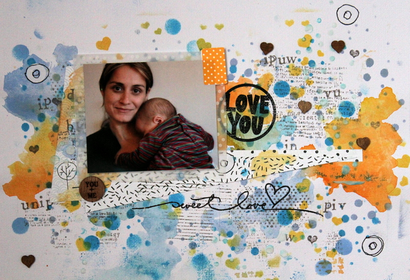 layout con tintas distress y acuarelas-009