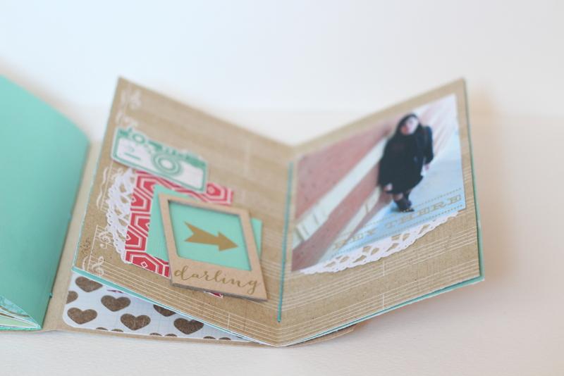 Mini Album Bon dia Xènia Crafts-011