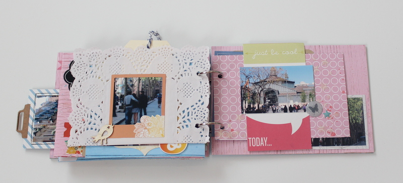 Mini Album de Scrapbooking Borneando-022
