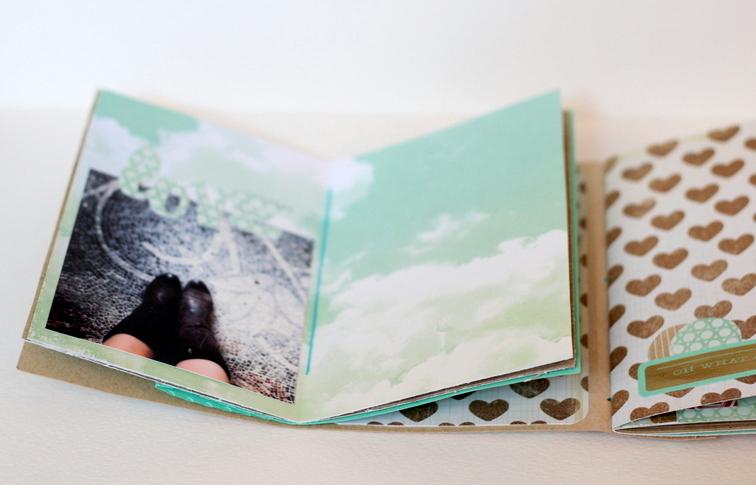 Mini Album Bon dia Xènia Crafts-004
