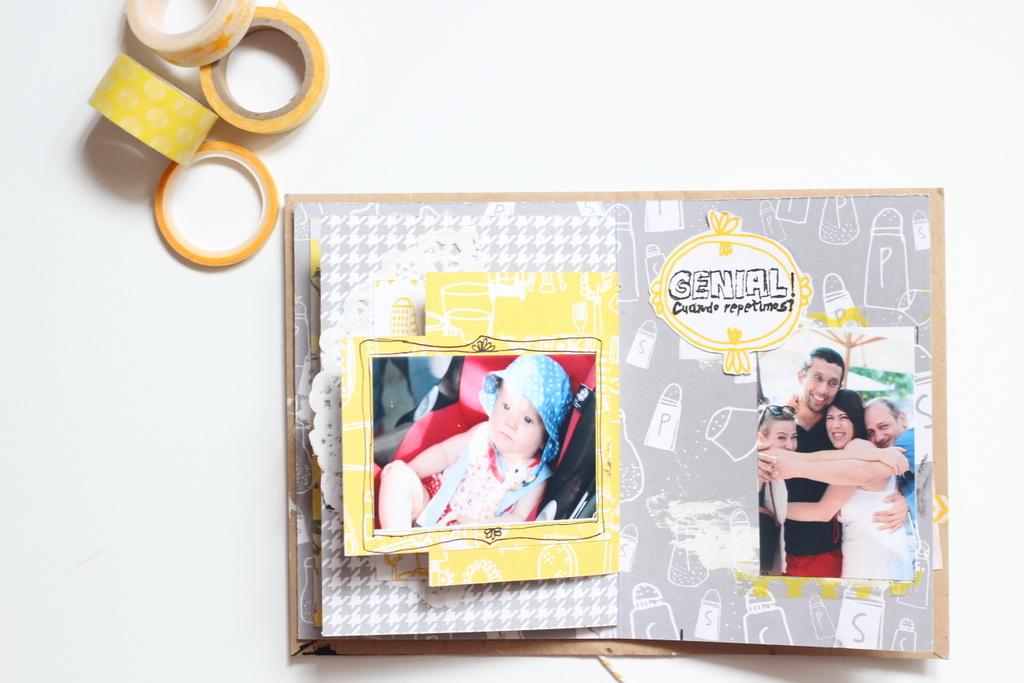 Mini Album Super Nenis scrapbooking-025
