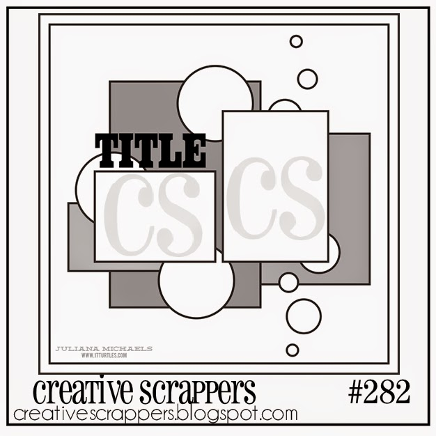 Creative Scrappers 282