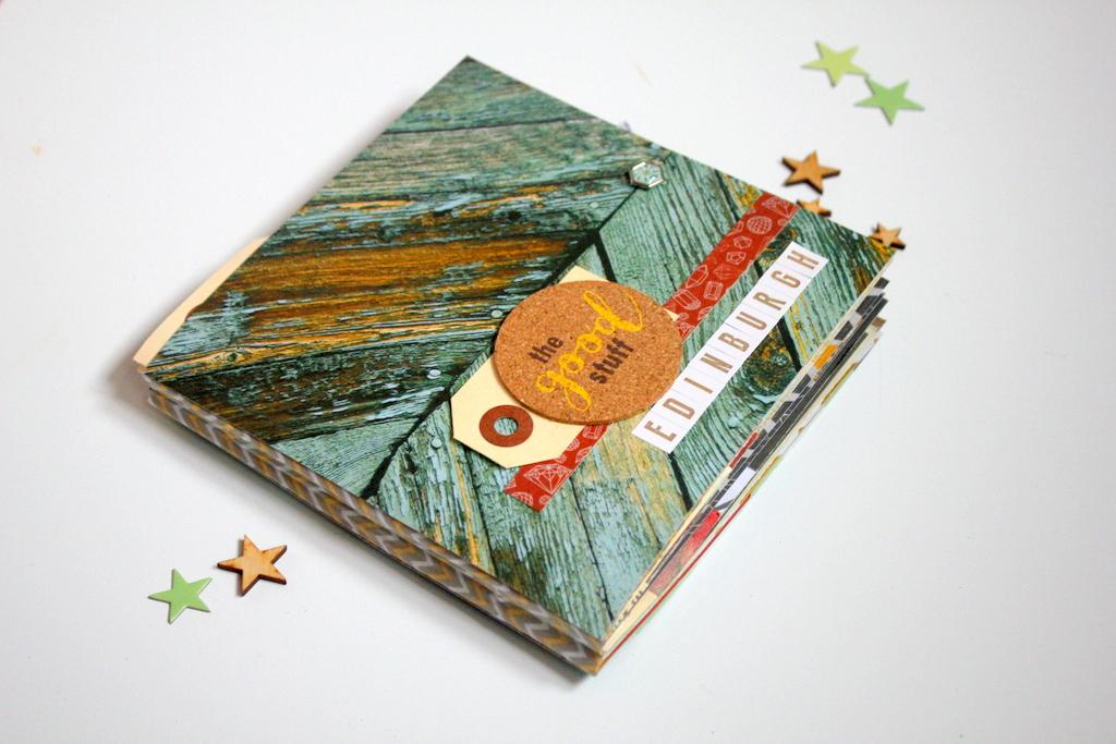 Album Shine Xenia Craft para Kimidori