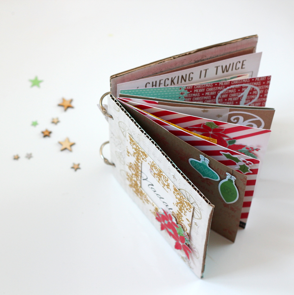 Diario de Navidad Xènia Crafts