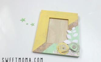 Marco decorado Xènia Crafts para Sweet Möma-000