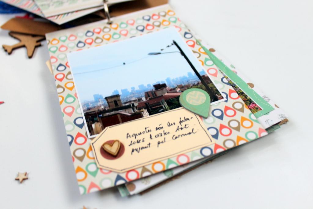 Mini Album Scrapbooking Xènia Crafts para Kimidori-016