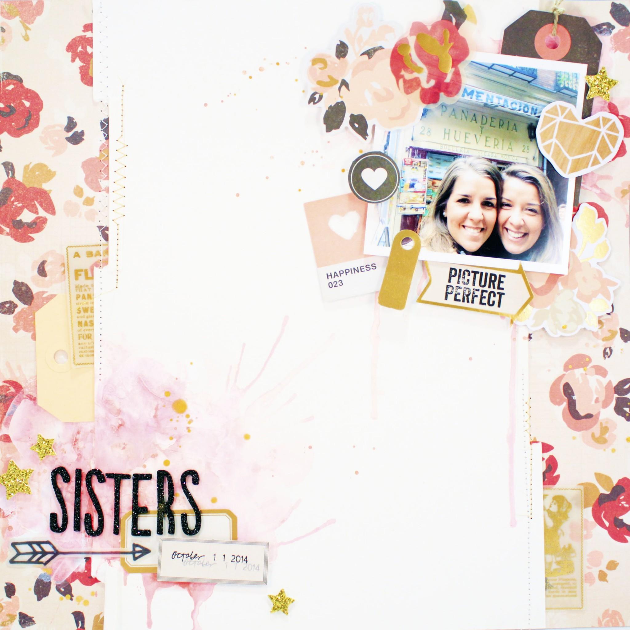 layout sisters Jara Teba
