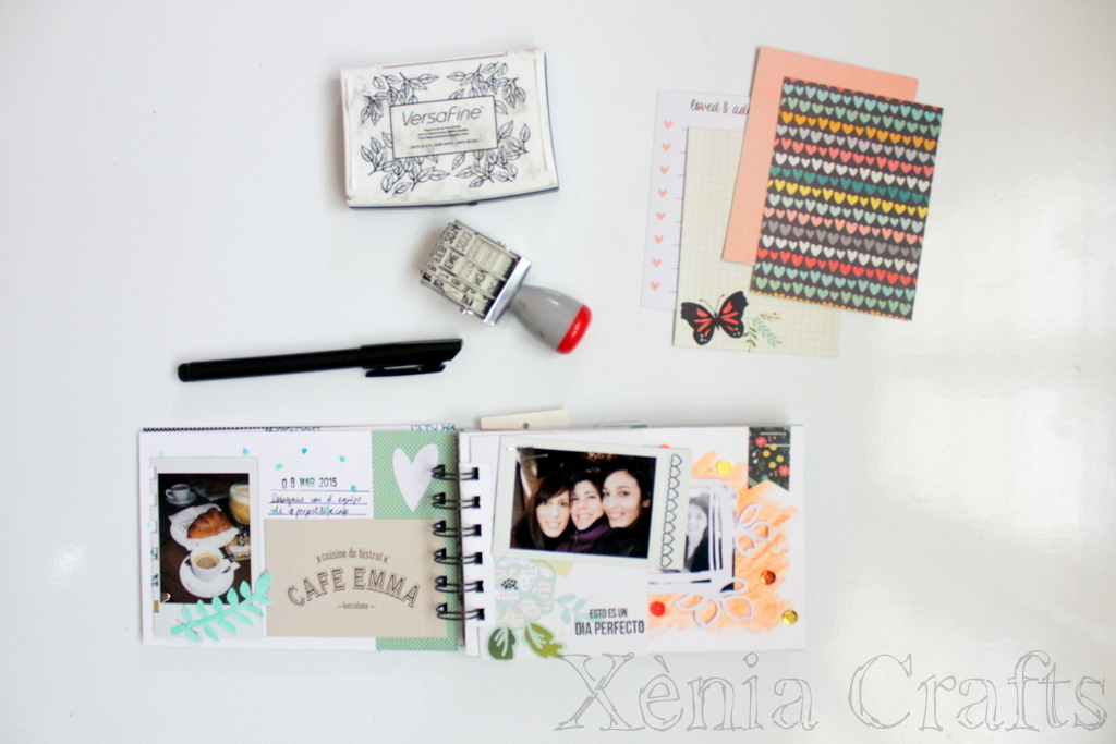 Project Life Marzo Xènia Crafts-004
