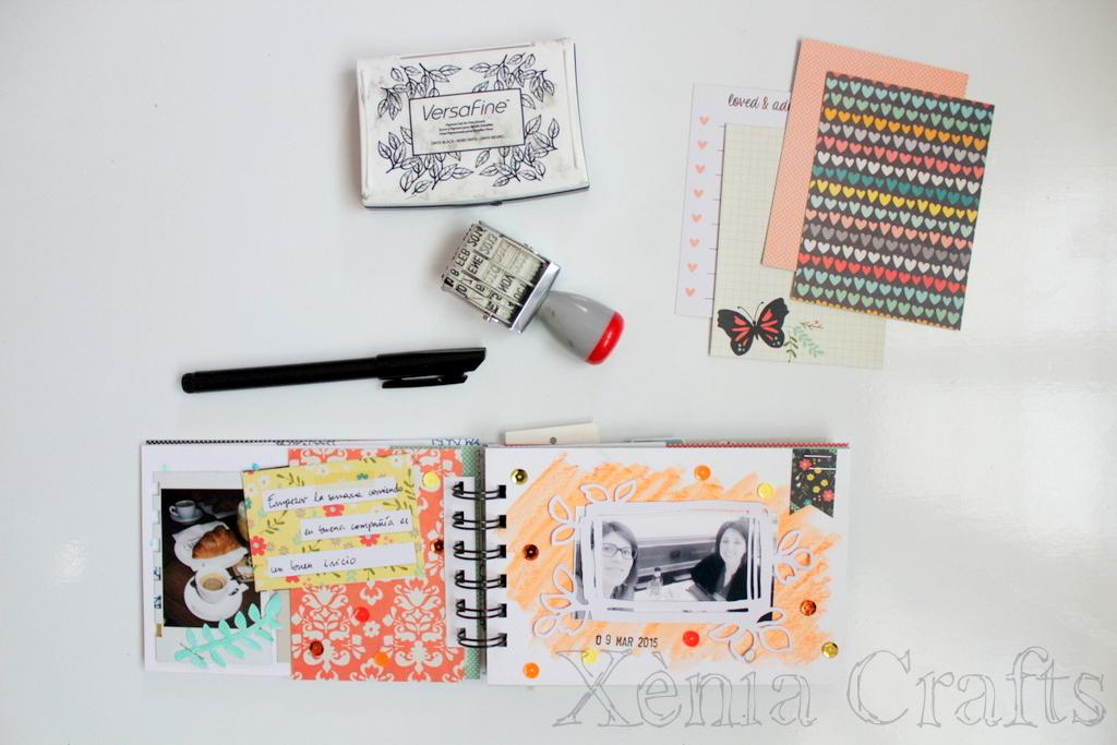 Project Life Marzo Xènia Crafts-005