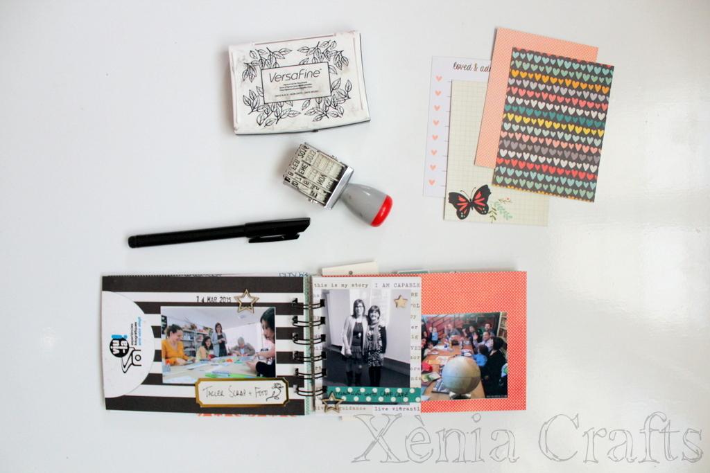 Project Life Marzo Xènia Crafts-006