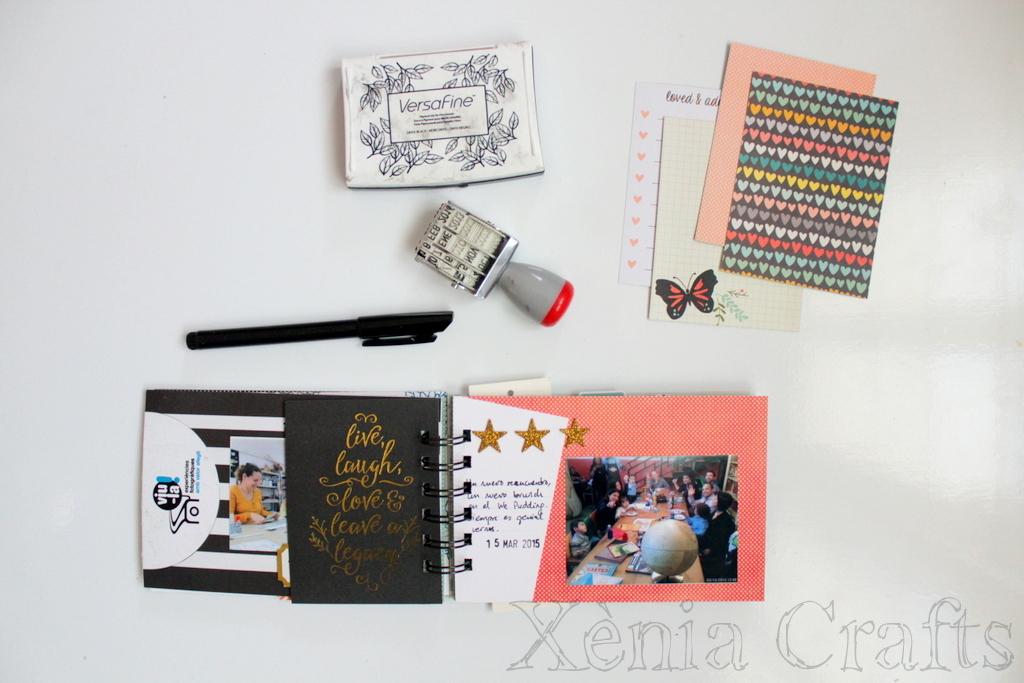 Project Life Marzo Xènia Crafts-007