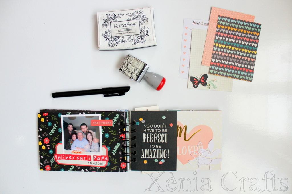 Project Life Marzo Xènia Crafts-008