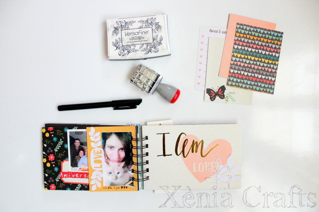 Project Life Marzo Xènia Crafts-009