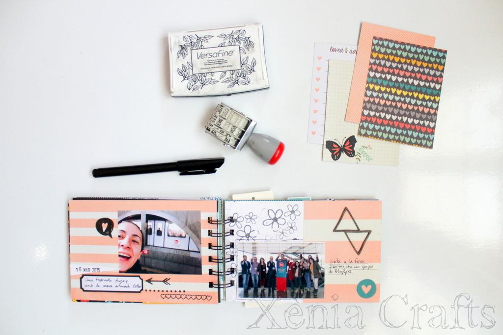 Project Life Marzo Xènia Crafts-010
