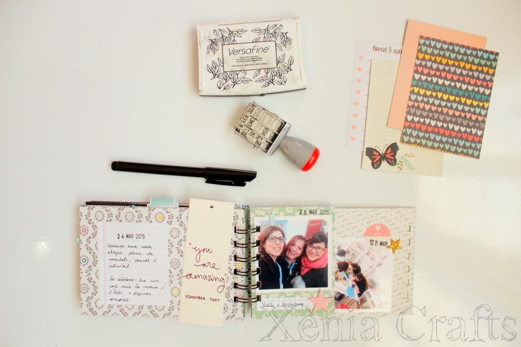 Project Life Marzo Xènia Crafts-013