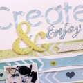 Scrapbooking Layout-005