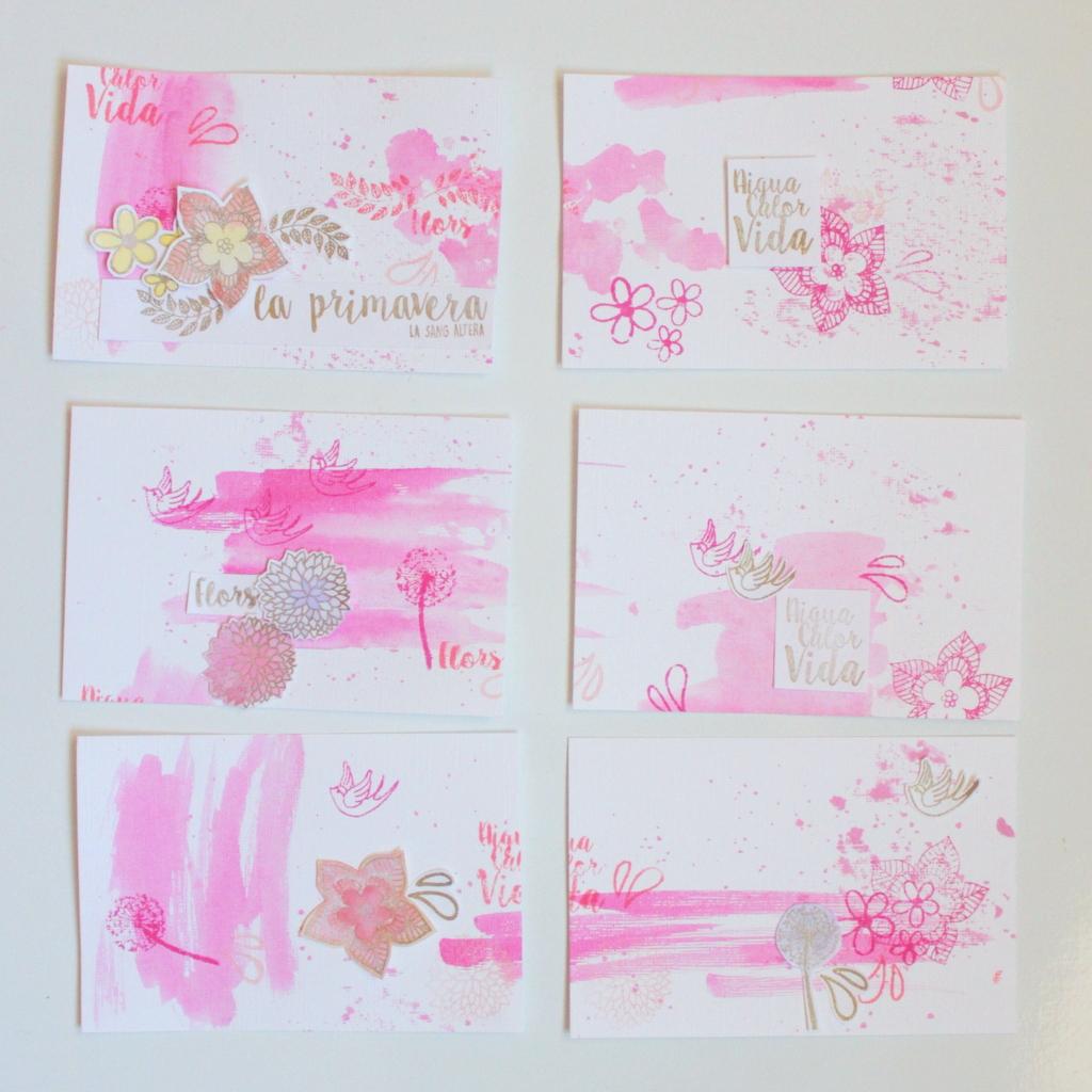 05. Tutorial sellos scrapbooking primavera