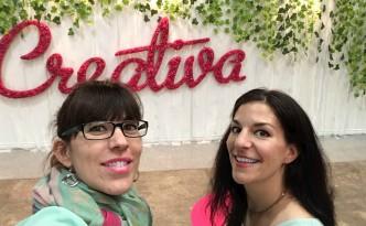 Marta y Xènia Creativa BCN 2016