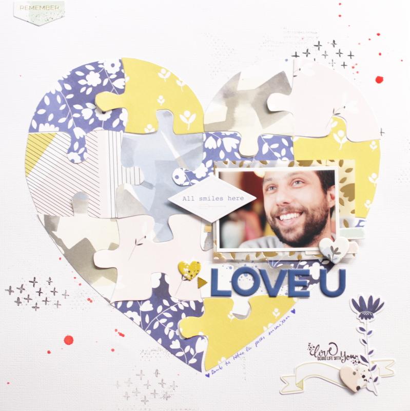 Layout con Corazón -001