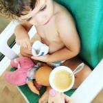 Buenos das! Un caf  para empezar bien! buenosdias midniahellip