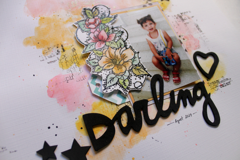 scrapbooking layout darling-002