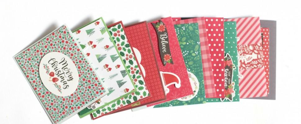 tarjetas de Navidad rápidas 03