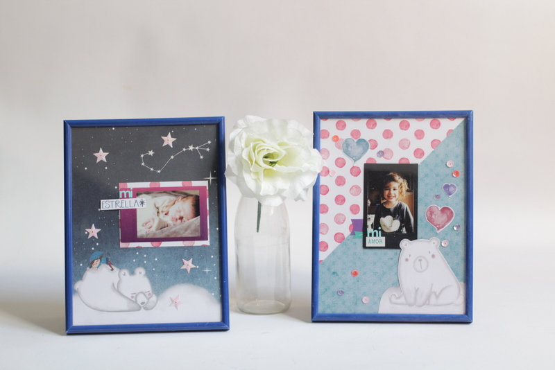 Mini Layouts Decorativos con Estrella Polar-012