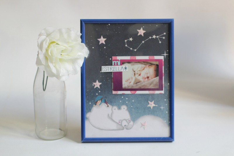 Mini Layouts Decorativos con Estrella Polar