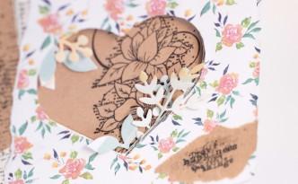 Mini álbum primaveral con rosa rosae-007
