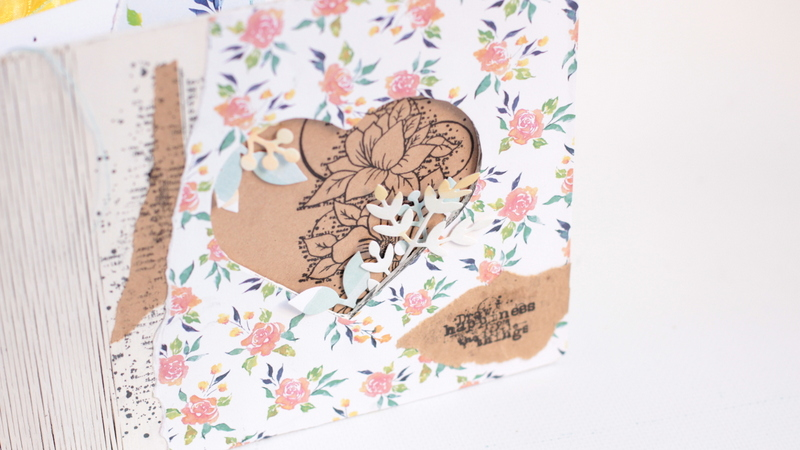 Mini álbum primaveral con rosa rosae-008
